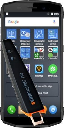 Hlasový překladač Anobic 5800 Deluxe