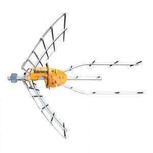 Televes Ellipse Boss LTE700, UHF anténa, 21-48 kanál, zisk 38dB, LTE, 12V-24V