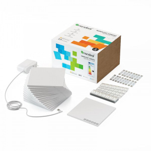 Nanoleaf Canvas Panels Smarter Kit 17 Pack