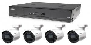 Kamerový set 1x AVTECH DVR DGD1005AV a 4x 5MPX Bullet kamera AVTECH DGC5105T + 2x napájecí zdroj!