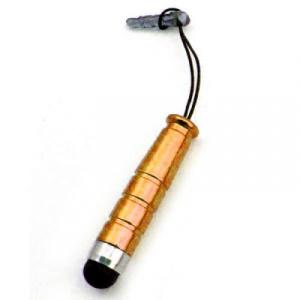 Dotykové pero (stylus) kapacitní RING barva zlatá