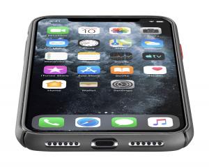 Zadní kryt Cellularline Elemento Black Onyx pro Apple iPhone 11 Pro
