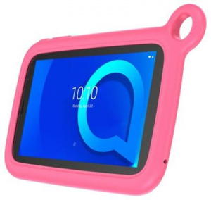 "Tablet Alcatel 1T 7 Kids Pink bumper case 7"" (8068) WiFi"