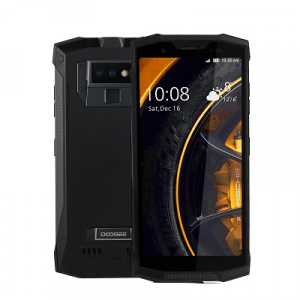 Doogee S80 Lite DualSIM gsm tel. 4+64GB Mineral Black