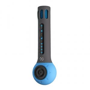 Bezdrátový mikrofon CELLY Speaker, modrý