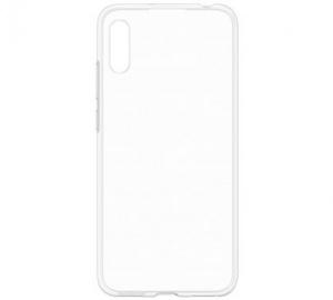 Kryt ochranný Huawei Protective pro Y6 2019, Honor 8A, silikon, transparent