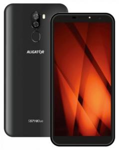 Aligátor S5710 DUO Black (dualSIM) 16GB/2GB