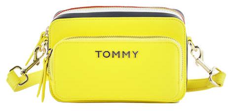 Dámská crossbody kabelka Th Corporate Camera Bag Hyper Yellow