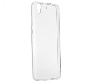 Kryt ochranný Forcell Ultra Slim 0,5mm pro Huawei Y6 II, Honor 5A, transparent