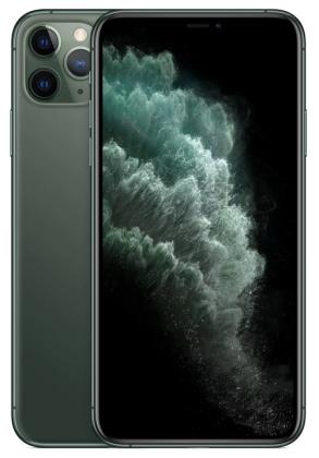 Apple iPhone 11 Pro Max 64 GB Midnight Green CZ