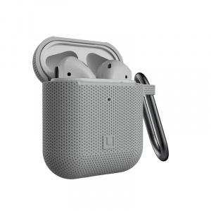 UAG U Silicone case, grey - AirPods
