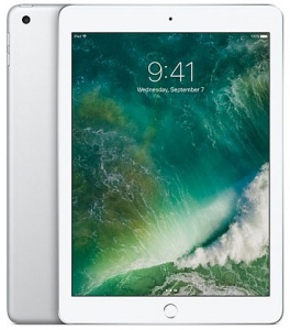"Tablet Apple iPad Wi-Fi Cellular, 9,7"" 128GB Silver (2017)"