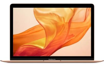 Notebook Apple MacBook Air 13,3'' Gold i5 1.6GHz, 8GB, 256GB, Intel HD Graphic 617, macOS, CZ (2018)