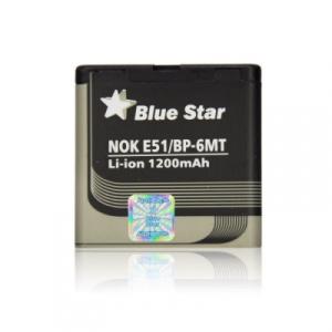 Baterie BlueStar Nokia E51, N81, N82, 6720 (BP-6MT) 1200mAh Li-ion