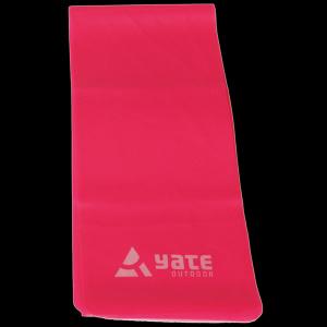 YATE FIT BAND  25mx15cm  středně tuhý/červený