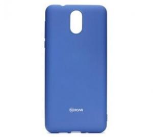 Kryt ochranný Roar Colorful Jelly pro Nokia 3.1, modrá