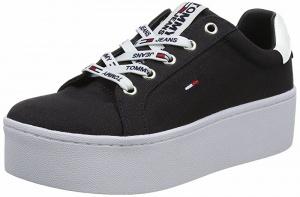 Dámské tenisky Tommy Jeans Flatform Sneaker EN0EN00237-403