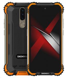 Doogee S58 PRO DualSIM gsm tel. 6+64 Orange