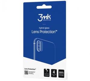Hybridní sklo 3mk Lens ochrana kamery pro Realme 7 Pro (4ks)