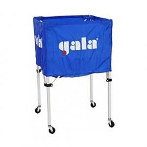 Vozík na míče Gala modrý 108 x 75 x 58 cm