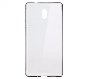 Kryt ochranný Nokia CC-108 Slim Crystal pro Nokia 3.1 transparent