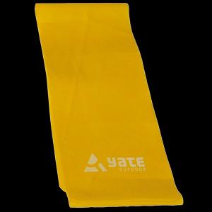 YATE FIT BAND  25mx15cm  měkký/žlutý