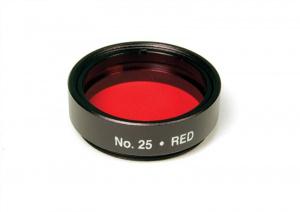 "Levenhuk color filter red NO25, 1.25"""
