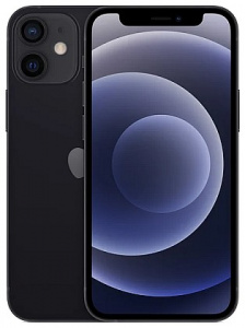 Apple iPhone 12 128 GB Black CZ