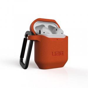 UAG Silicone case, orange - AirPods
