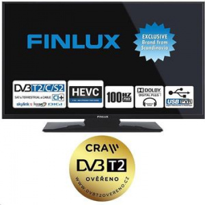 Finlux LED TV TV24FHD4760 | DVB-T2/S2/C, ultratenká