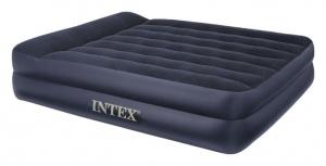 Nafukovací postel Intex QUEEN Raised samonafukovací