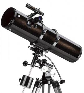 Levenhuk Hvězdářský dalekohled Skyline 130x900 EQ