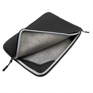 """Neoprénové pouzdro FIXED Sleeve pro notebooky o úhlopříčce do 13"""", černé"""