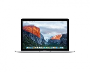 Apple MacBook 12'' Core M5 1.2GHz, 8GB, 512GB, CZ, Silver