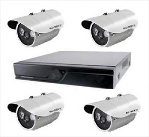 Zvýhodněný set: DI-WAY Analog 2+2+1 kamerový systém