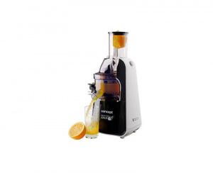 Lis na ovoce a zeleninu Home Made Juice BLACK LO7067 - nerez + stříbrná