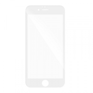 Tvrzené sklo 3D FULL GLUE Huawei P20 PRO bílá