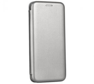 Pouzdro Forcell Elegance pro Nokia 7 Plus, šedá