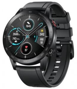 Hodinky Honor Watch Magic 2 Minos Black 46mm elastomer řemínek (MNS-B19S)