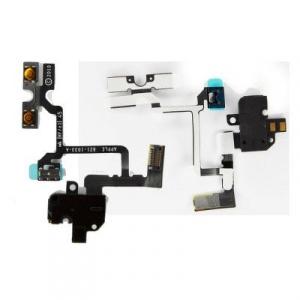 Flex iPhone 4 konektor HF + volume
