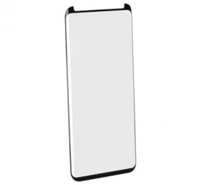 Tvrzené sklo 5D pro Samsung Galaxy S20+ (SM-G985) plné lepení, otvor na čtečku, černá