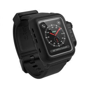 Catalyst Waterproof case, black - A.Watch 3/2 42mm