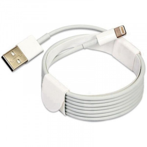 DATOVÝ KABEL PRO APPLE IPHONE 5, 6, 7, 8, X MFIMD819 2m (bulk)
