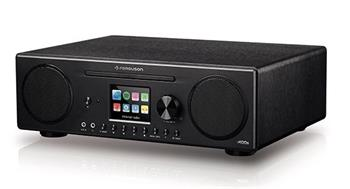 FERGUSON i400 - Digitální rádio Spotify Black, DAB+, FM, CD, WiFi, Bluetooth