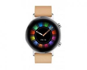Hodinky Huawei Watch GT 2 Gravel Beige 42mm