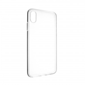 TPU gelové pouzdro FIXED pro Apple iPhone XS Max, čiré