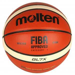 Basketbalový míč Molten BGL7