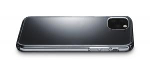 Zadní čirý kryt s ochranným rámečkem Cellularline CLEAR DUO pro Apple iPhone 11 Pro Max