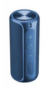 Bezdrátový voděodolný reproduktor CellularLine Thunder, AQL® certifikace, modrý