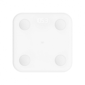 Xiaomi XMTZC02HM Original Mi Body Composition Scale BMI White
